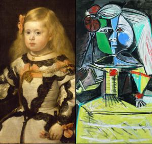 Picasso/Velazques