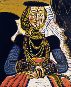 Picasso, Portrait of a Young Girl