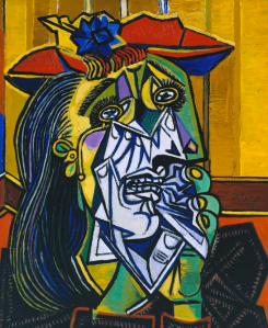 Pablo Picasso, Weeping Woman