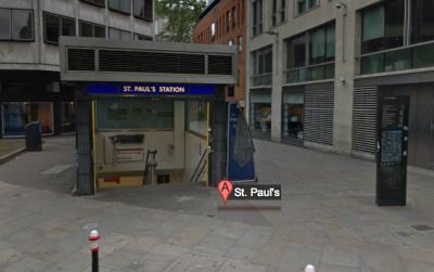 St Paul Station