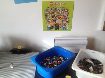 Lego party by brickmum