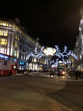 London Christmas Lights